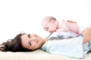 Как вернуть грудь после родов