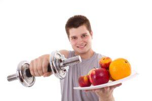 Правильное питание после тренировки и до ее начала