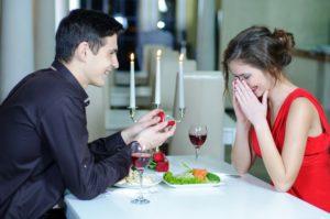 Как сделать оригинальное предложение своей девушке