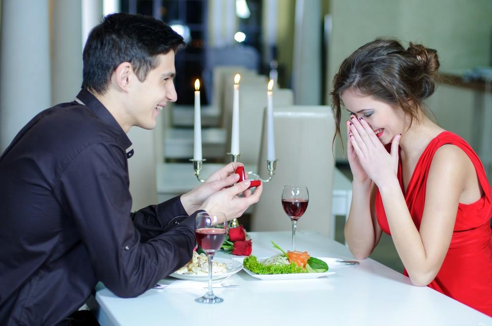 Как сделать красиво предложение девушке замуж