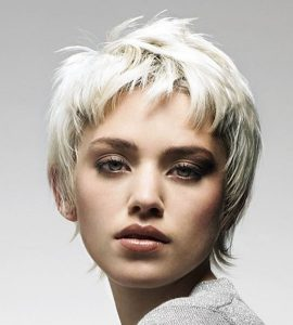 Простые прически на короткие волосы