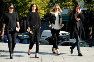 Как научиться правильно одеваться