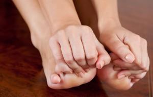 Как бороться с болезнями ногтей ног?