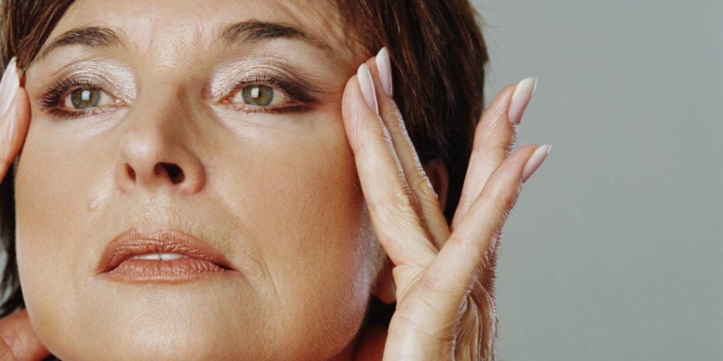 Как омолодить лицо в 40 лет?