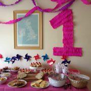 Как украсить комнату ребенку на годик: основные правила