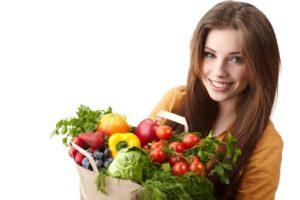 Рацион правильного питания на месяц
