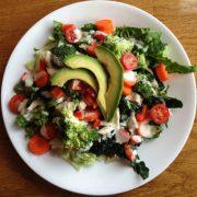 Какой вкусный салат приготовить на ужин