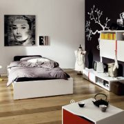 Примеры интерьера комнаты мальчика подростка