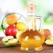 Как приготовить яблочный уксус для диеты