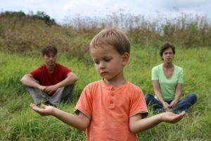 Права на ребенка после развода