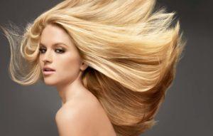 Как осветлить волосы дома