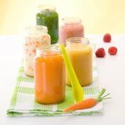 Варианты диет на детском питании