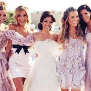 Как стильно одеться на свадьбу: основные правила