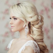 Виды свадебных причесок на длинные волосы