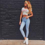 Какие женские джинсы сейчас в моде?