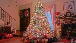 Идеи, как украсить дом к новому году своими руками