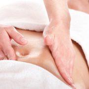 Как делать послеродовой массаж