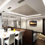 Дизайн для квартиры из двух комнат