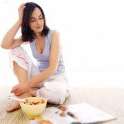 Правильное питание для плоского живота