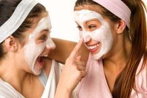 Описание необходимых процедур по уходу за кожей