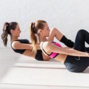 Эффективные упражнения для красивого пресса