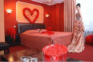 Основные элементы декора, используемые при украшении квартиры к свадьбе