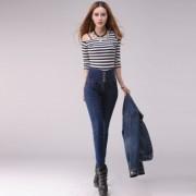 Варианты образов с джинсами