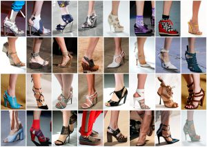 Модная женская обувь весна – лето в предстоящем сезона