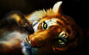 Совместимость мужчины крысы и женщины тигра