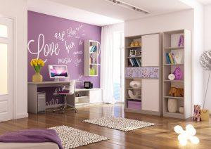 Как украсить подростковую комнату