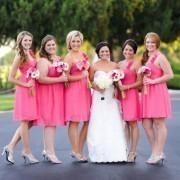 Что одеть женщине на свадьбу