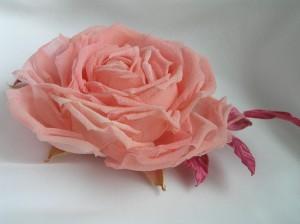 Технология изготовления тканевых цветов