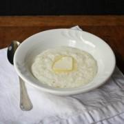 Как приготовить кашу на молоке
