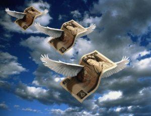 Видеть деньги во сне