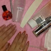 Как удалить акрил с нарощенных ногтей