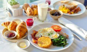 Как быстро приготовить завтрак