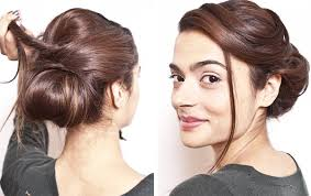 Простые прически на средние волосы на каждый день.