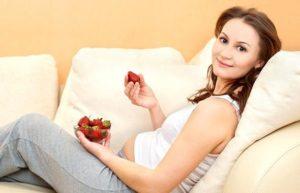 Беременность: питание по неделям