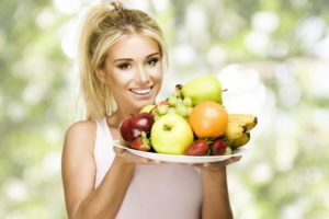Правильное питание: рацион на неделю