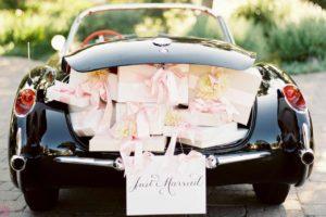 Оригинальный подарок на свадьбу деньгами