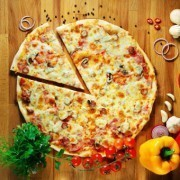 Быстрая пицца «Минутка»