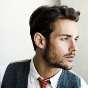 Мужские прически для разной длины волос