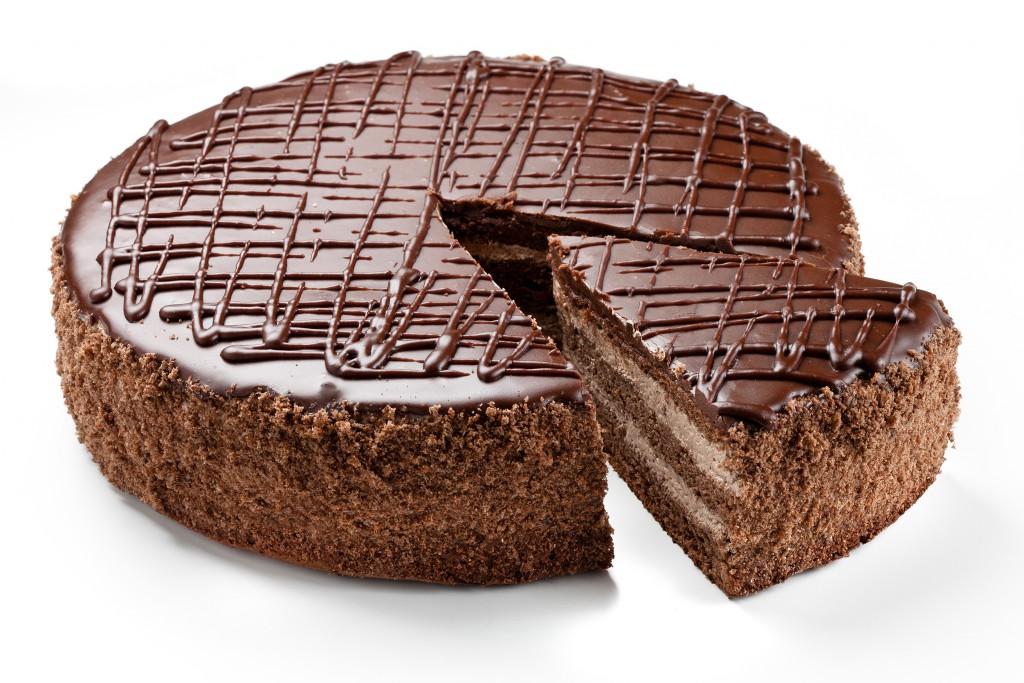 Пошаговые фото рецепты торта прага