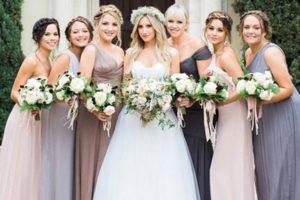 В чем девушке пойти на свадьбу