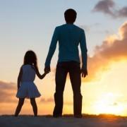После развода ребенок остается с отцом