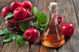 Способ приготовления яблочного уксуса