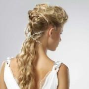 Греческие прически на длинные волосы своими руками
