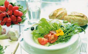 Варианты завтрака при правильном питании