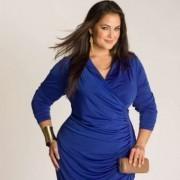 Как красиво и правильно одеваться полным женщинам