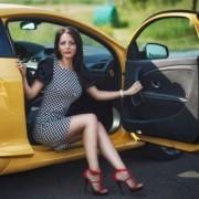 Лучшая машина для девушки
